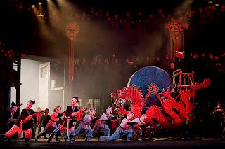 Turandot - Royal Opera House, 2008 (c) Johan Persson