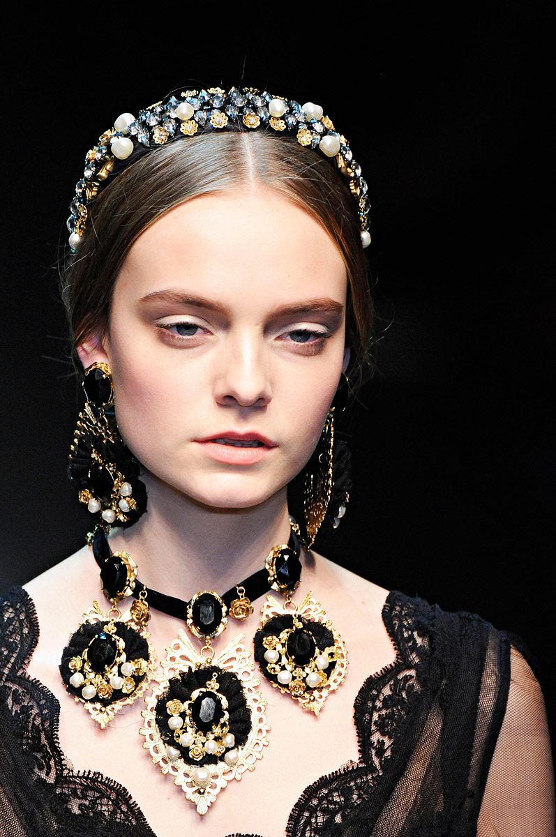 the history of dolce and gabbana Dolce & gabbana - the story of fashiontv tells the story of domenico dolce & stefano gabbana from the runway to backstage, meet the designers and watch the.