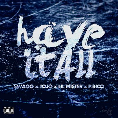Lil JoJo &amp; $wagg - Have It All (Instrumental)