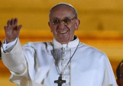 o novo papa