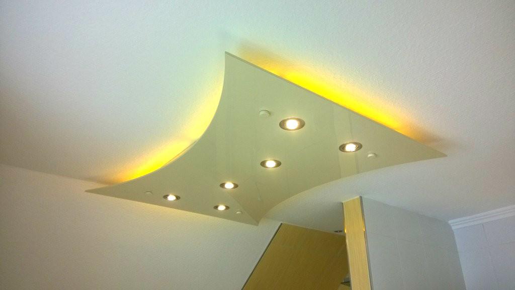 indirekte beleuchtung wohnzimmer selber bauen indirekte