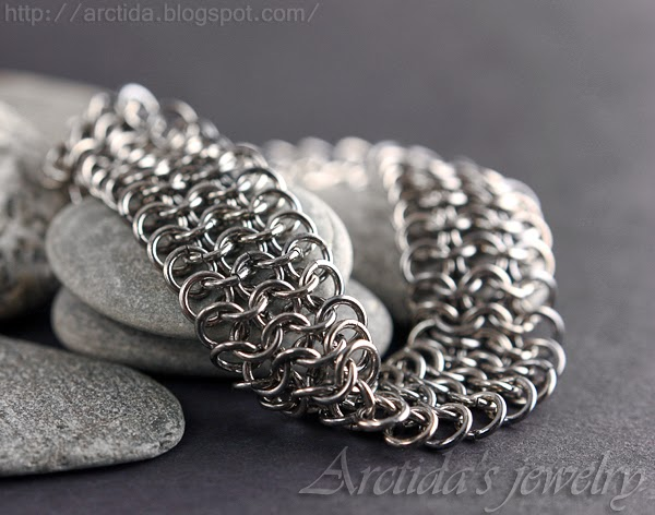 http://www.arctida.com/en/for-men/74-chainmaille-mens-bracelet-oxidized-sterling-silver-dionysos.html