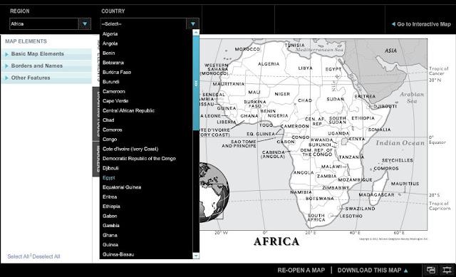احدث المواقع للحصول الخرائط الصماء