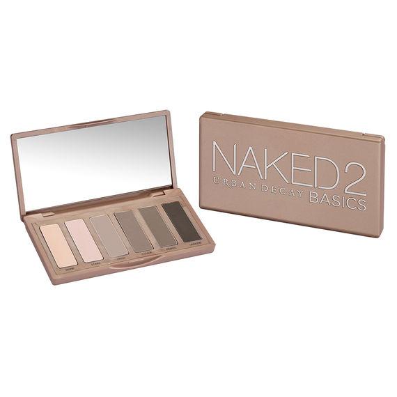 REVUE : La Naked Basics 2