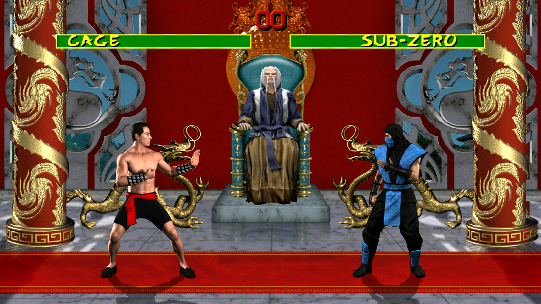 Mortal Kombat HD