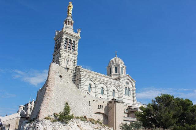 Basilica di Notre-Dame de la Garde - foto di Elisa Chisana Hoshi