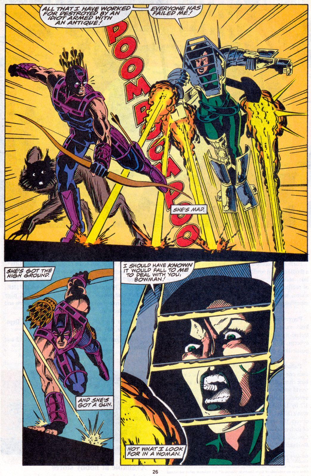 Hawkeye (1994) Issue #4 #4 - English 20