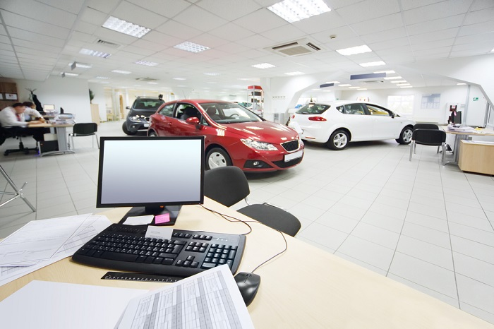 Prestige Car Dealer