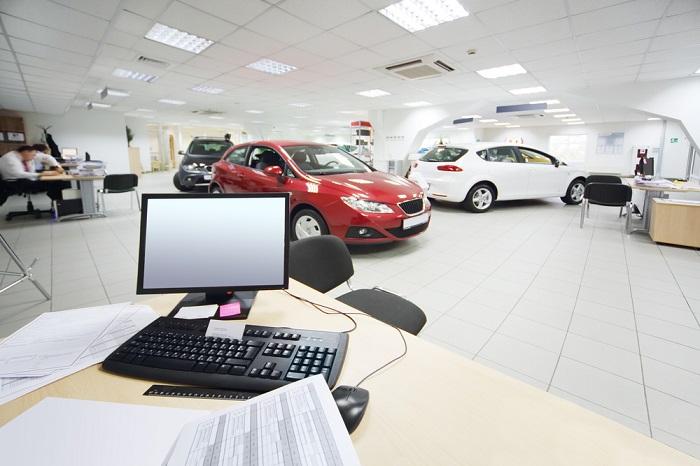 Prestige Car Dealer