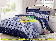 Harga V-bed Sprei Relax No.2 Queen Size 160×200 Jual