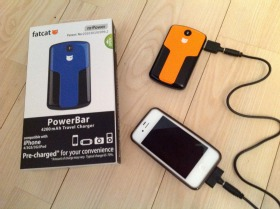 PowerBar Charge Your Mobile Devices Anywhere