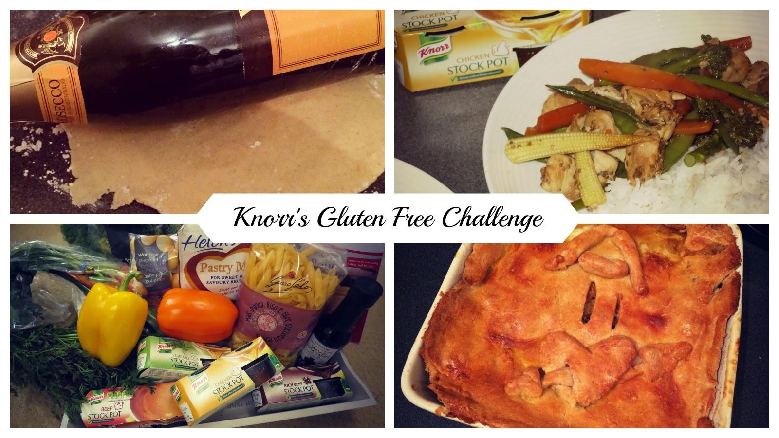 The Knorr Gluten Free Challenge
