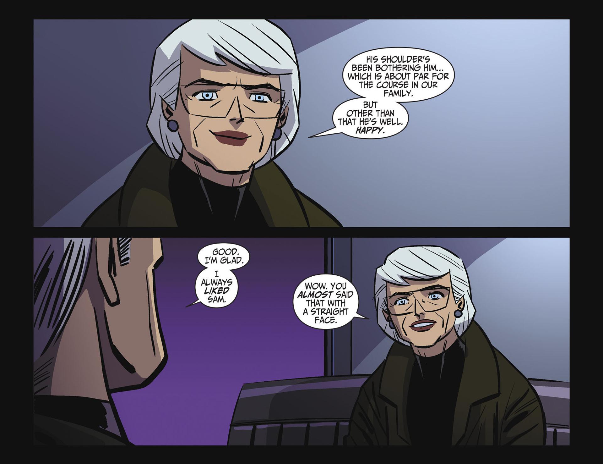 Batman Beyond 2.0 #16 #25 - English 8