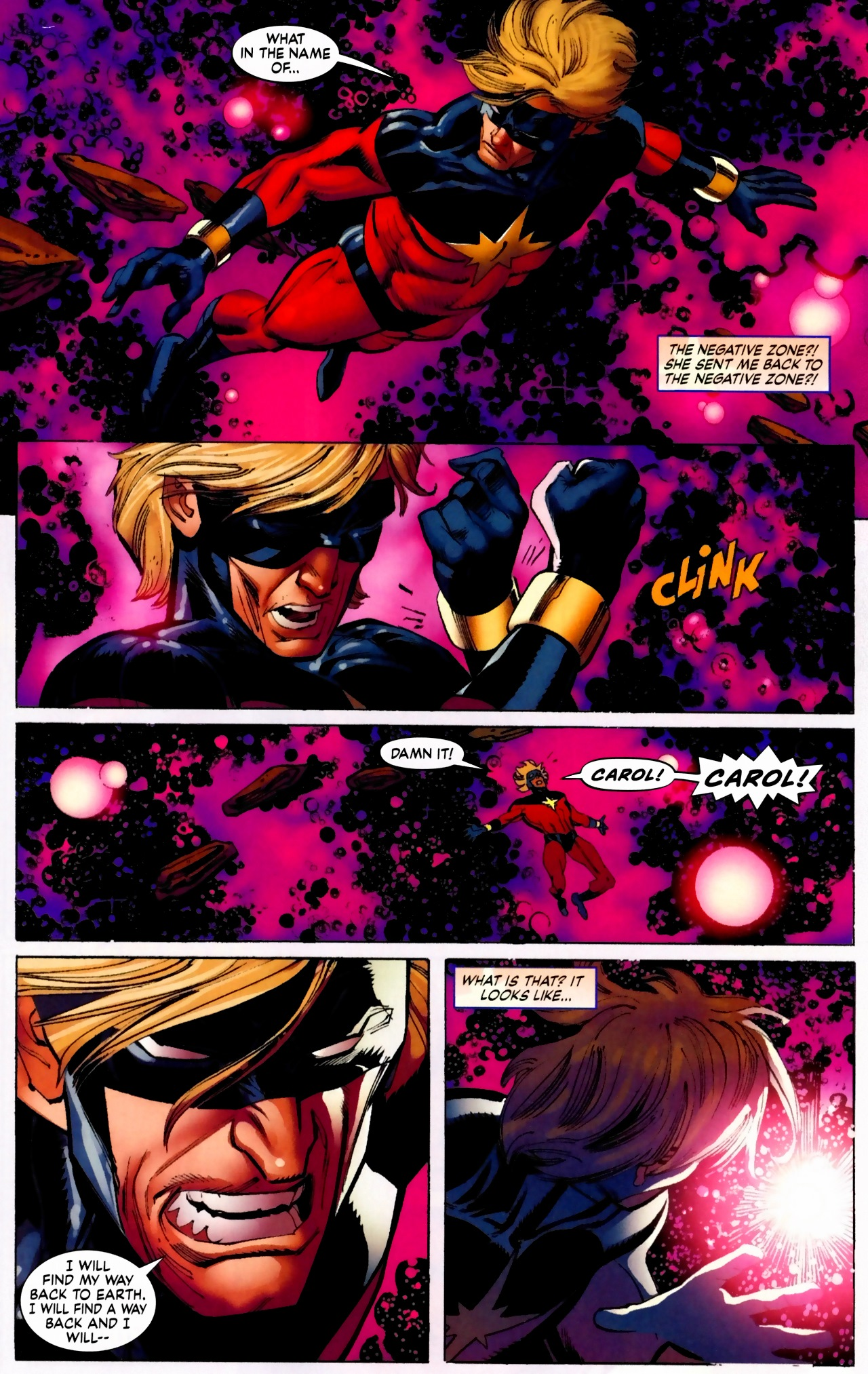 Read online Secret Invasion: The Infiltration comic -  Issue #5 - 23