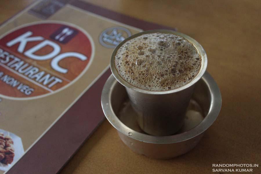 Kumbakonam Degree Coffee