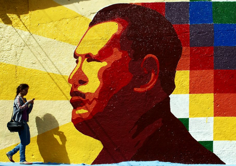 Chavez Vive!!!