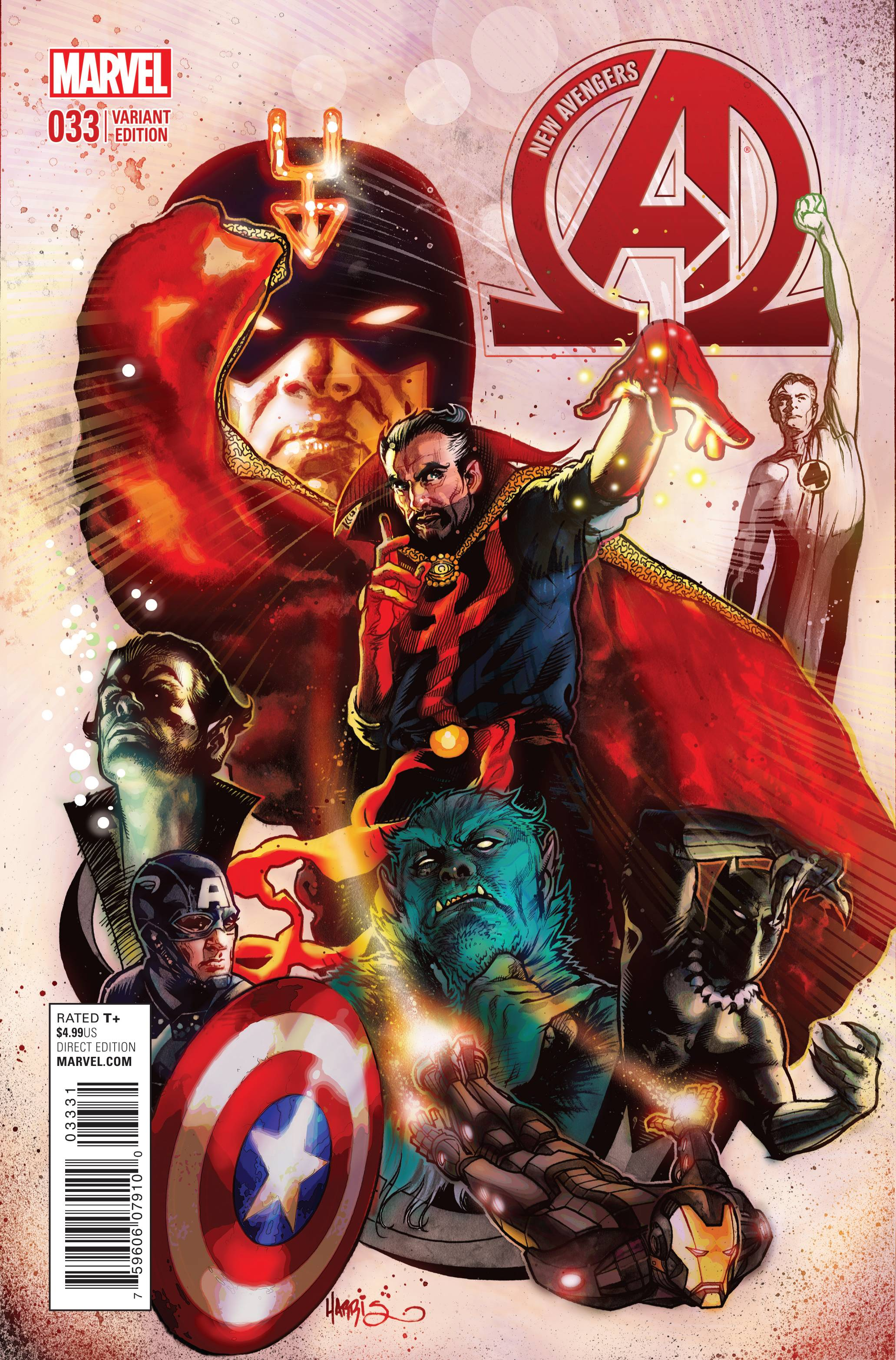 New Avengers (2013) Issue #33 #34 - English 5
