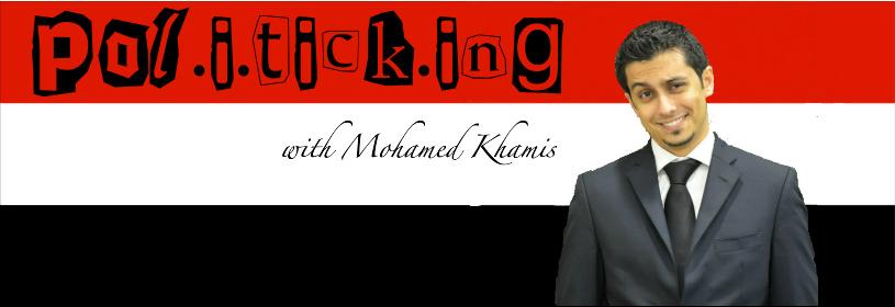 Pol.i.tick.ing with Mohamed Khamis