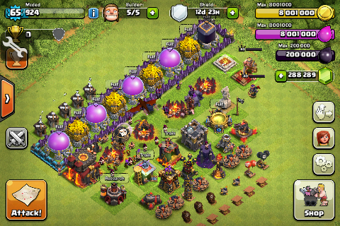 clash of clans hack application download