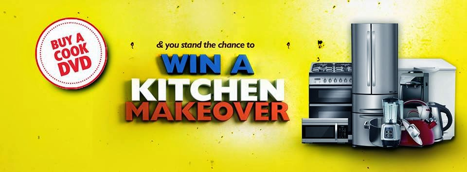 You Have Arrived Promos In Nigeria By Gloria Win A Kitchen Makeover From Kate Henshaw