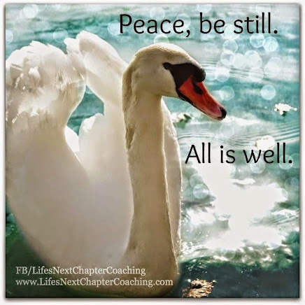 We all need PEACE in our lives..