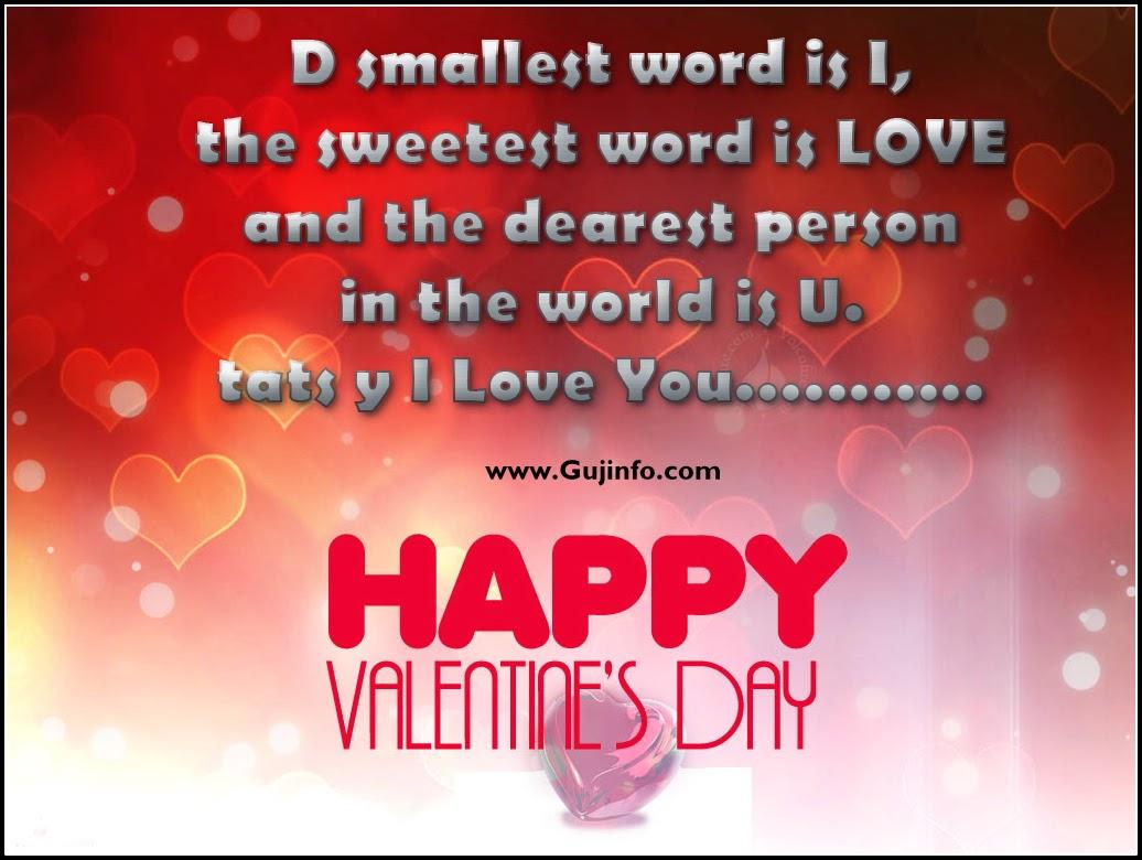Valentine Day Whatsapp Messages – Valentine Card 2015
