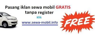 Cara Pasang Iklan Gratis di Sewa-Mobil.info