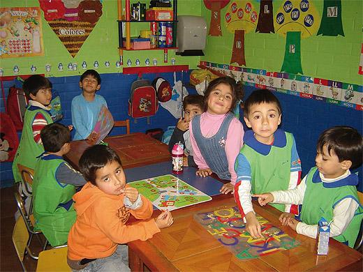 Rol del educador especial frente a alumnos con necesidades for Actividades para jardin infantil