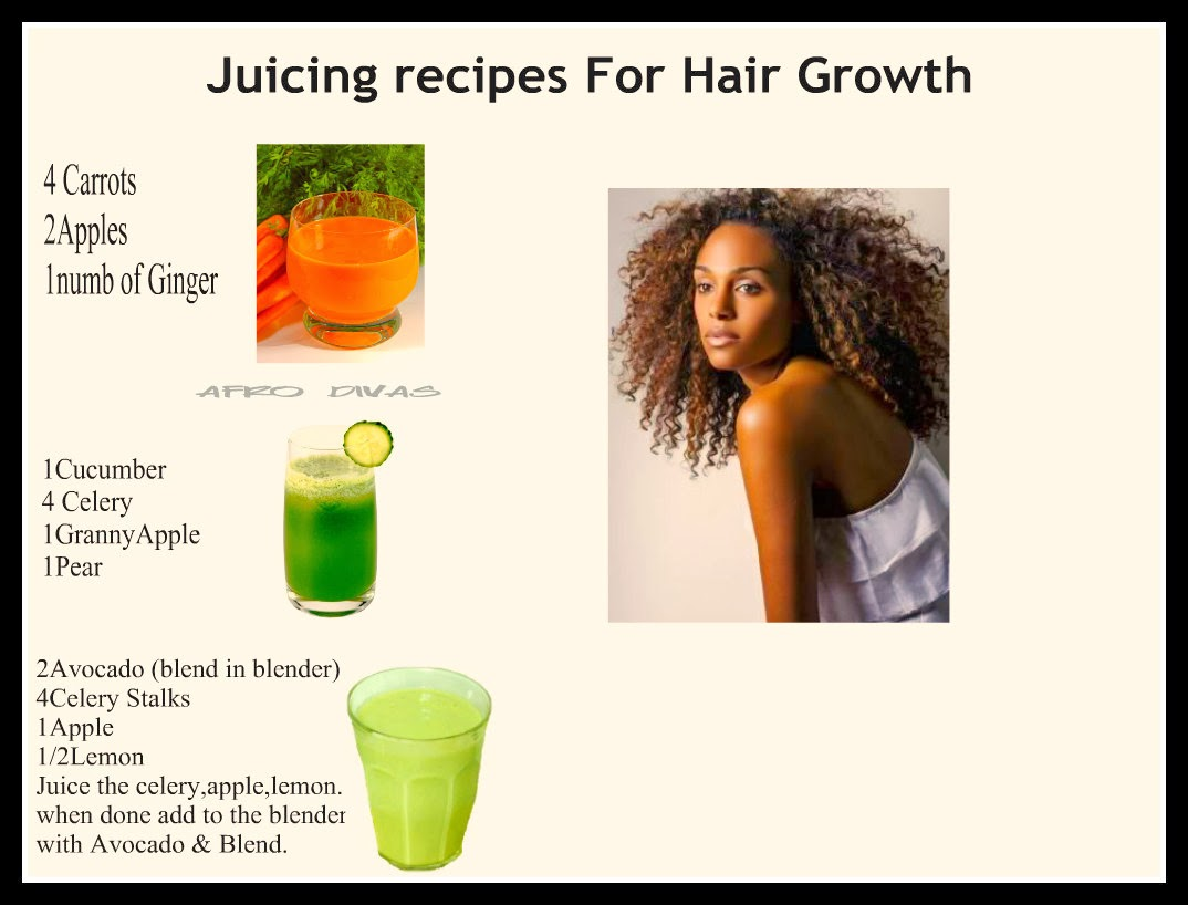 Natural Ways To Promote Healthy Hair Growth