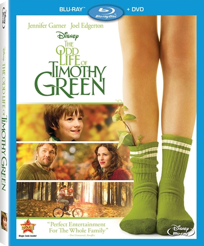 The Odd Life of Timothy Green 720p HD Español Latino Dual BRRip 2012