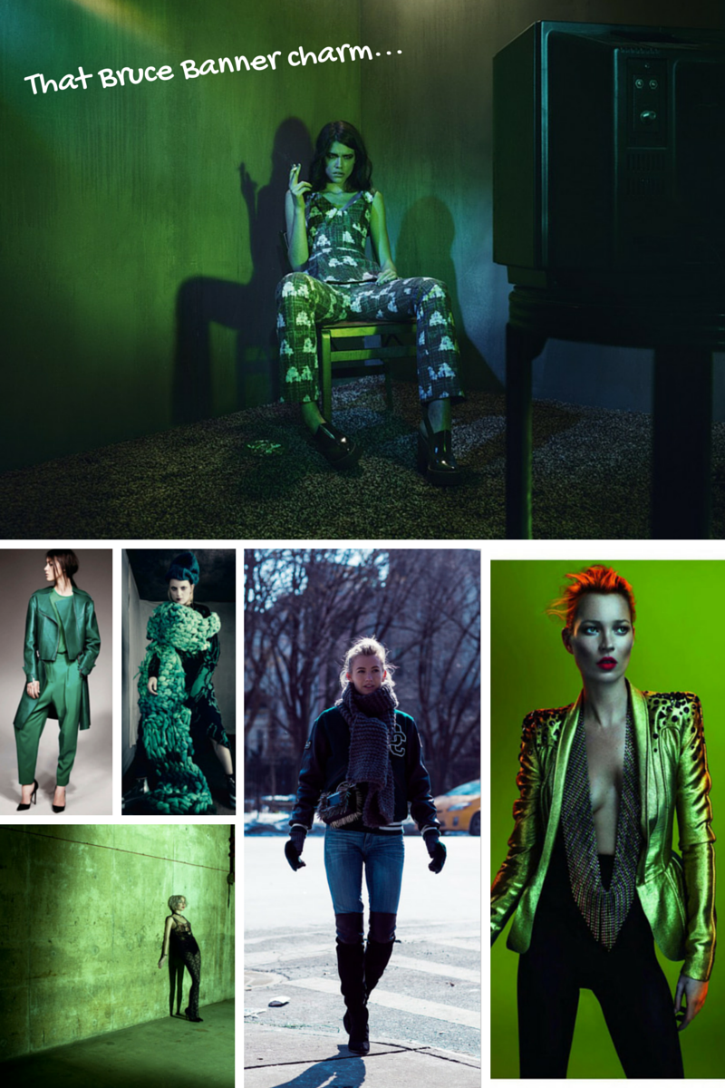Green in SHK, Vogue Paris, Vogue China, Dazed Magazine, Sara Bird Photography and Jalouse | Ses Rêveries