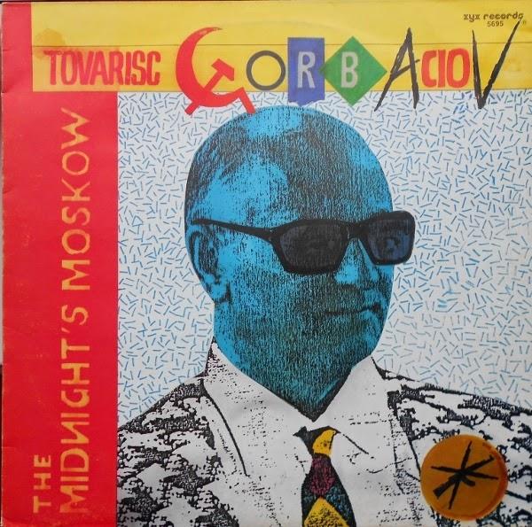 The Midight's Moskow - Tovarisc Gorbaciov