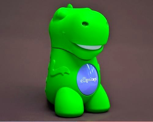 Smart Dino Toy, CogniToy