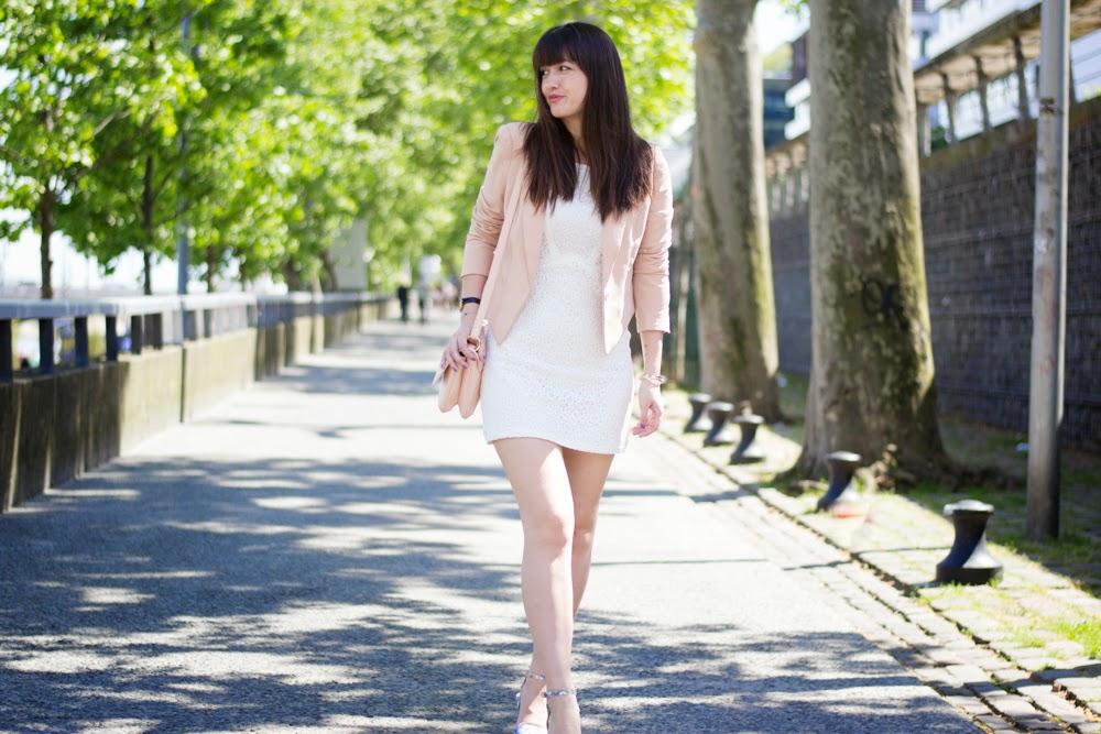 Pastel hues fashion