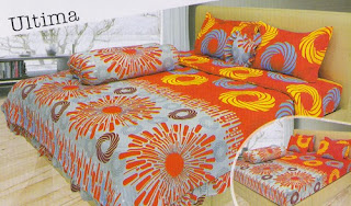 sprei Lady Rose Ultima