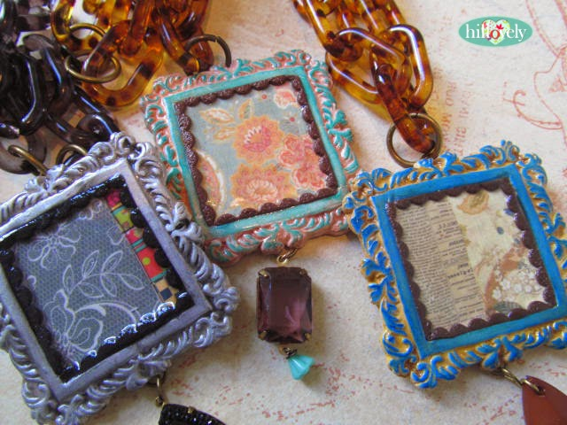 transfer paper, hillovely,hilla bushari, fimo, polymer clay, faux ceramic