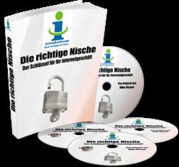 "Gratis Download ""Die richtige Nische"""