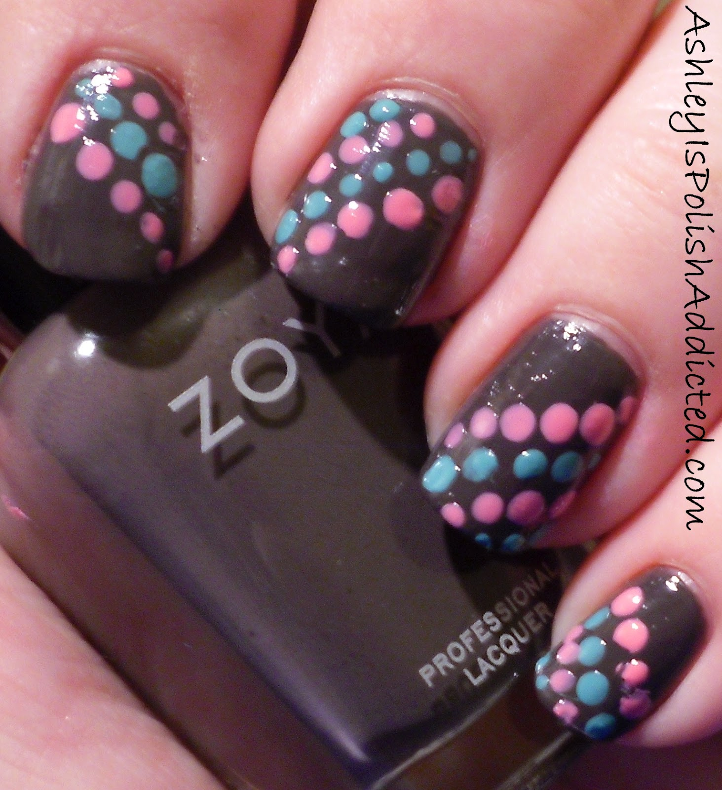 Ashley is PolishAddicted: Zoya Petra gets Spotted! With Swatches and ...