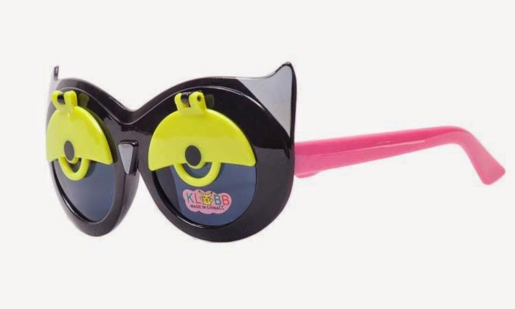 Gambar kacamata keren hitam untuk anak kecil
