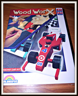 model kit, Aldi, wooden model kit