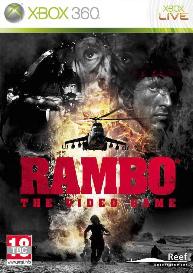 Rambo: The Video Game – XBox 360