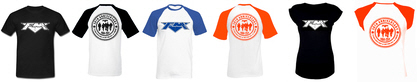 FM 30th Anniversary T-shirts montage