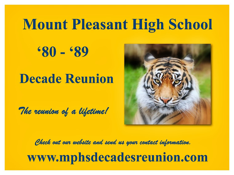 MPHS 80s Decade Reunion