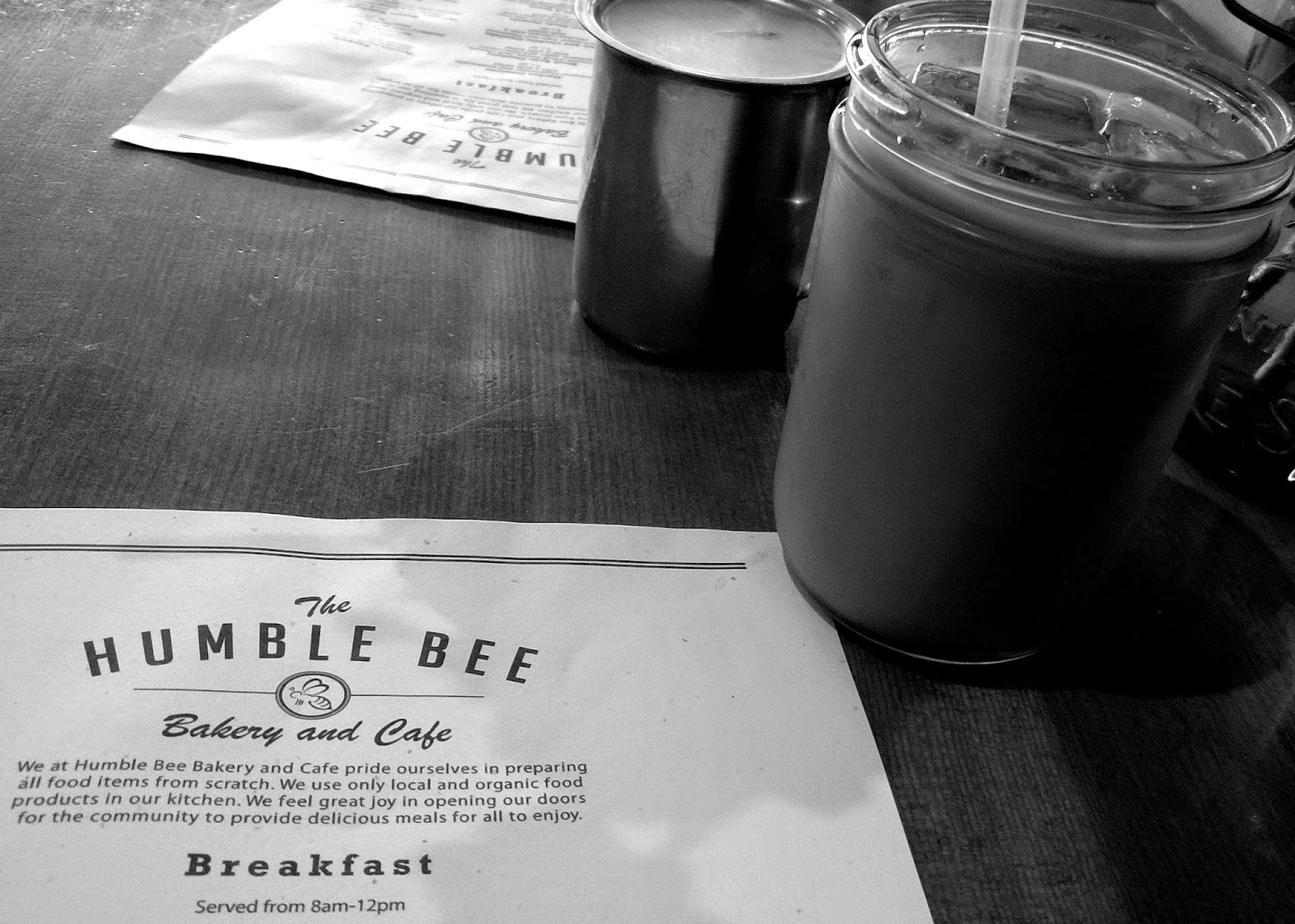 The Humble Bee bakery and cafe