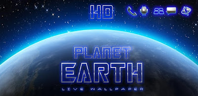 HD Earth live wallpaper 3 v1.70 APK