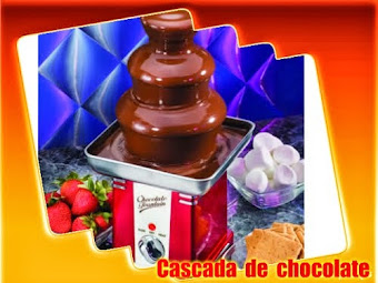 CASCADA DE CHOCOLATE