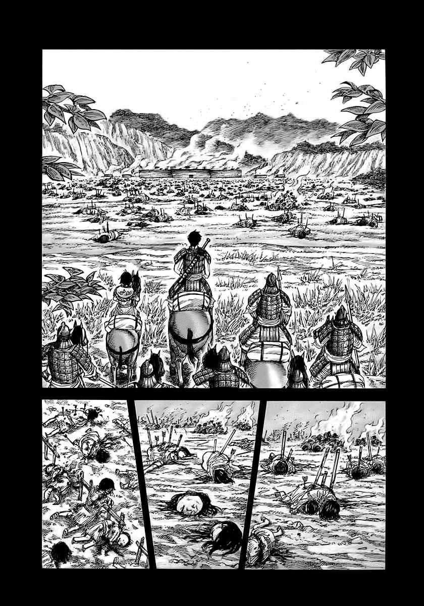 Kingdom - Vương Giả Thiên Hạ Chapter 257 page 17 - IZTruyenTranh.com