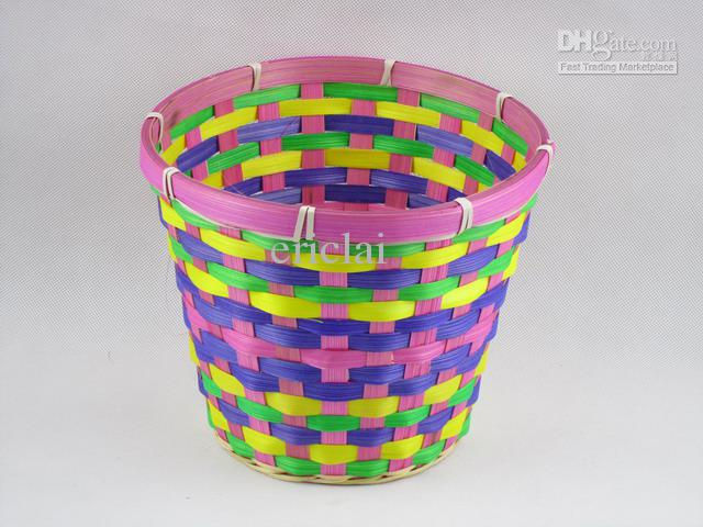 Bamboo Easter Basket9