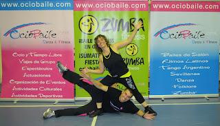 Zumba® Segovia Ociobaile. Master Class Segovia Noviembre 2013