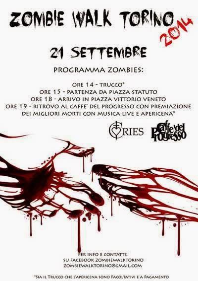 Zombie Walk di Torino